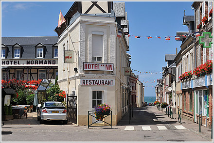 Normandie yport for Hotels yport